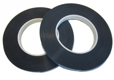 Moulding Tape Rolle - 12mm breit x 0,8 mm dick x 10m